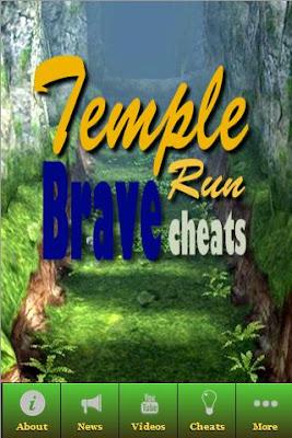 Temple Run Brave Cheat
