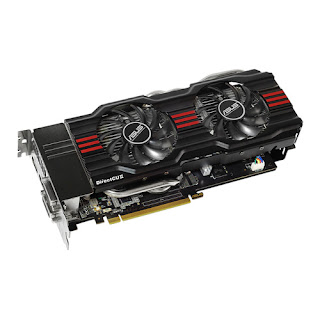ASUS 2-Slot GTX 680 GeForce® DirectCU II | 4GB GDDR5 screenshot 1