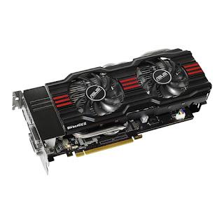 ASUS 2-Slot GTX 680 GeForce® DirectCU II | 4GB GDDR5 screenshot 1