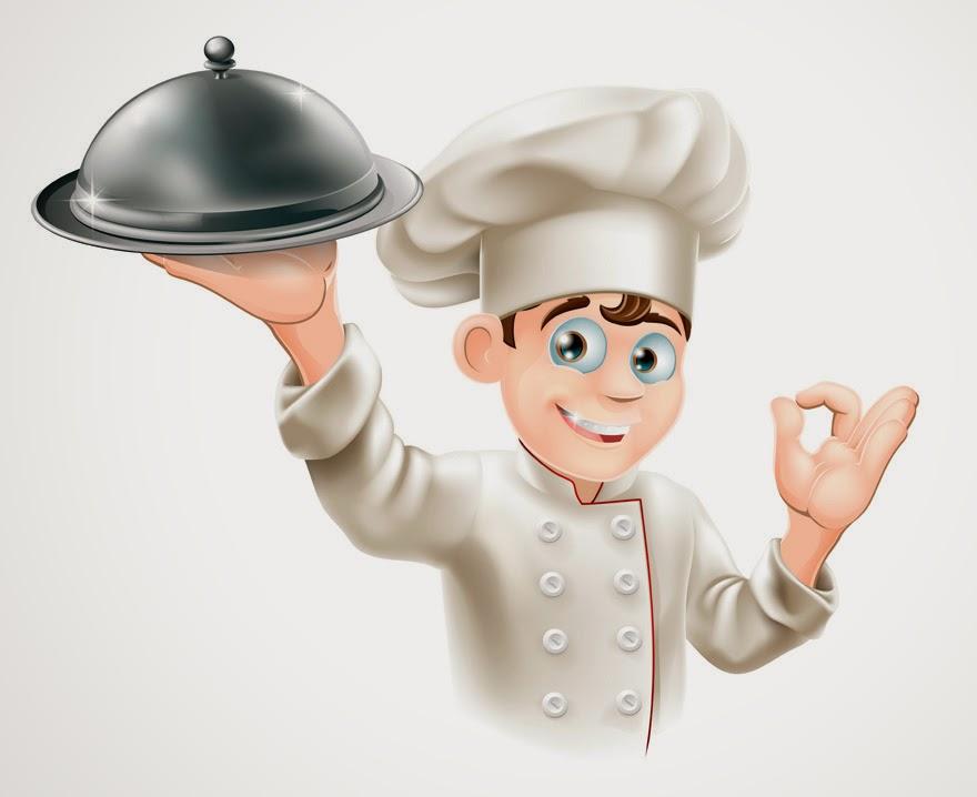 Gambar Kartun Chef