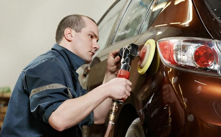 Club 5a technique auto faire for Faire polir sa voiture