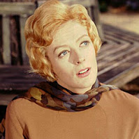 A young Maggie Smith in The Prime of Miss Jean Brodie