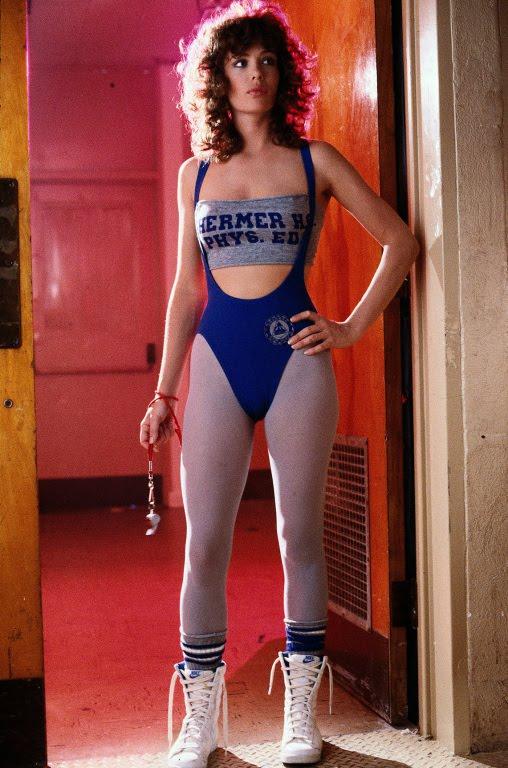 Kelly LeBrock in Weird Science (1985)