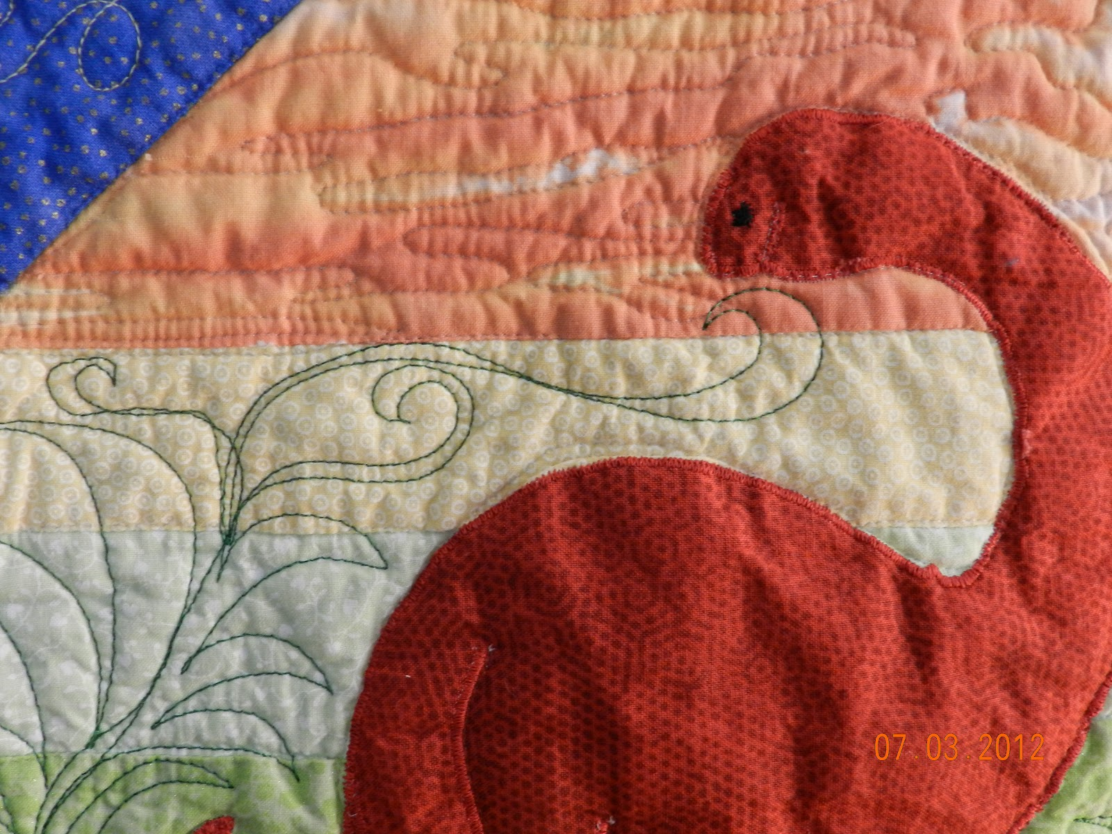 Dinah's Quilts and Embroidery