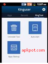 KingUser Root APK APP Latest Version V4.0.5 Free Download For Android