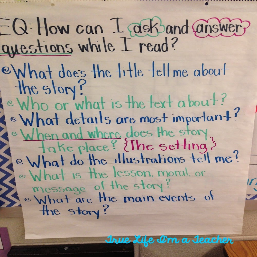 6 things you must know about anchor charts true life i m a teacher if you have any questions or comments about anchor charts please share i m by no means an anchor chart expert but i have learned a lot about them