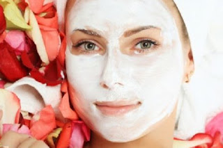 amido di riso, maschera viso purificante, maschera viso anti età