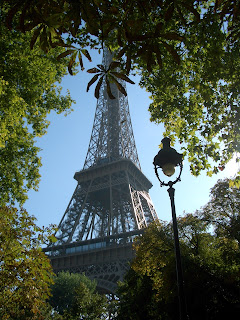 Torre Eiffel, Pars