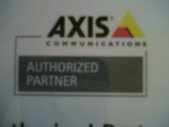 DCMS sebagai Authorized Reseller AXIS