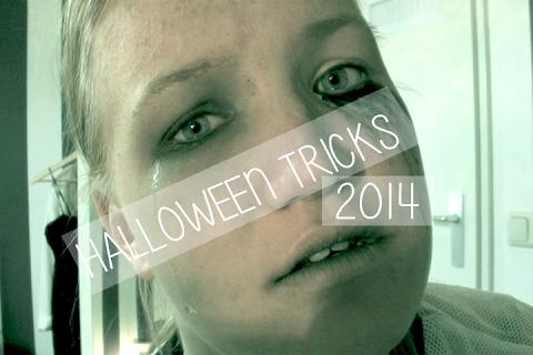 Halloween Tricks 2014