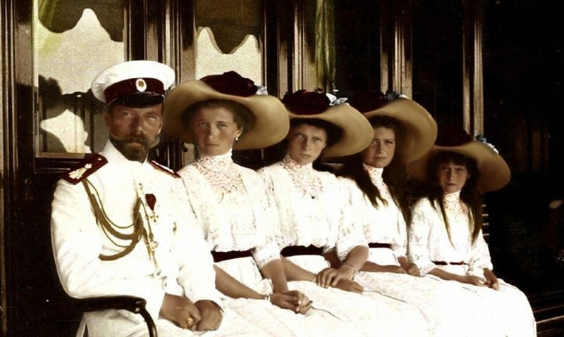 The life of the royal family last russian emperor 33 pics