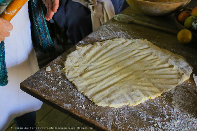 18th century pie