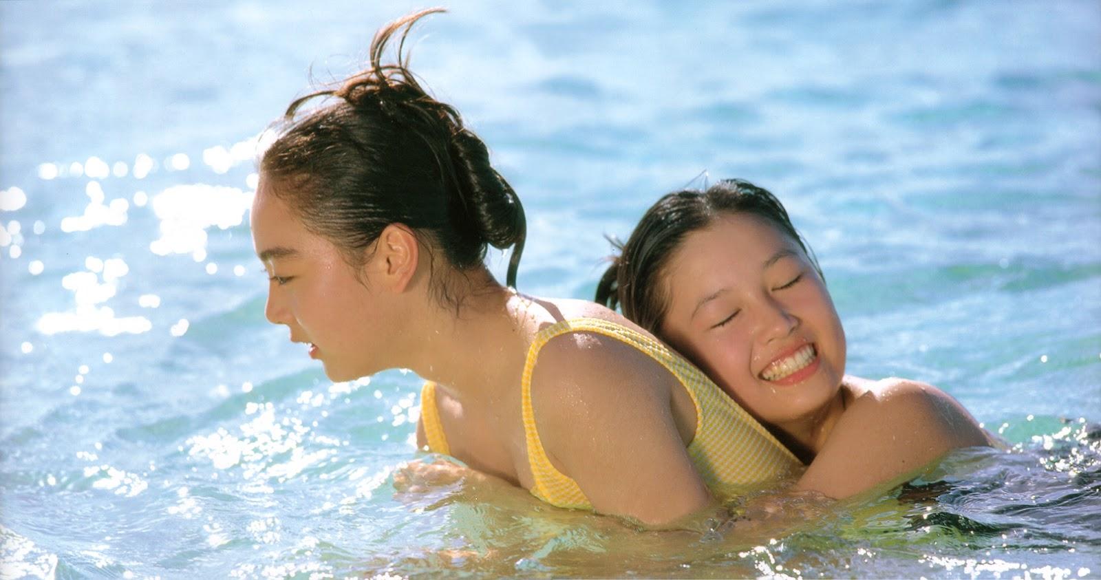 yoko mitsuya and nara saori sexy bikini photos 05