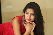 Akshitha New Stills at Mounam Movie Launch-thumbnail-15