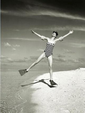 Черно-белые фэшн фотографии Ричарда Траскотта
