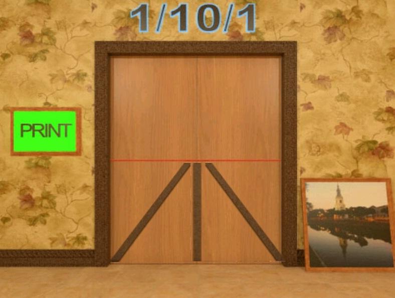 Solved 100 doors of revenge level 71 to 75 walkthrough for 100 door walkthrough