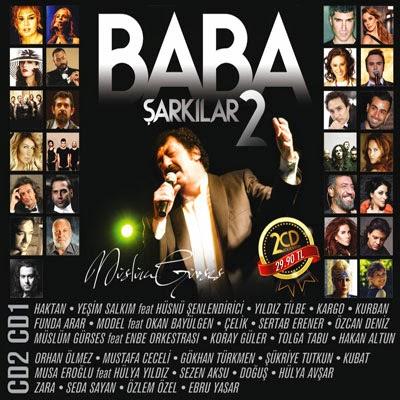 M�sl�m G�rses - Baba �ark�lar 2 (2014) Full Alb�m �ndir