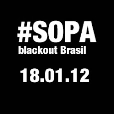 Soap Blackout BR - Em defesa da Cultura Livre e pela liberdade na Internet!