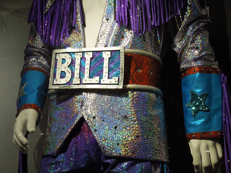 Mamma Mia Movie Bill finale costume