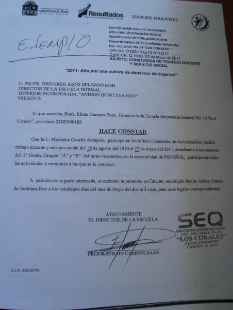 Lic. en Educ. Fanny López