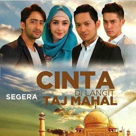 Sinopsis Serial Film Cinta di Langit Taj Mahal ANTV
