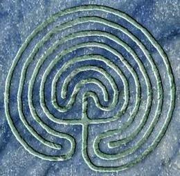 spirals and labyrinths