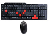 Buy Quantum USB/PS2 Combo Mouse + Keyboard at Flat 150 Off + 10 % CB at Rs 198 via ebay