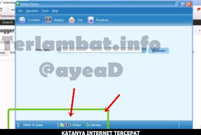 Internet Tercepat 2013 di Indonesia