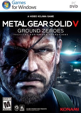 Download Metal Gear Solid V Ground Zeroes-CODEX Free PC Games