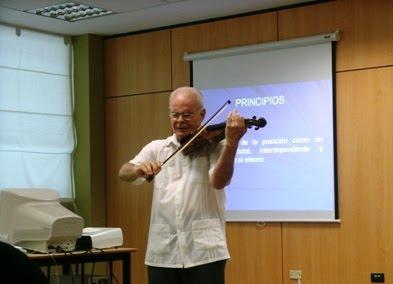 II Edición Diplomado en Patrimonio Musical Hispano (mayo 2012)
