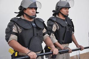 A SEGURANÇA DO CIDADÃO, PERPASSA PELA CONDIÇÃO DE SEGURANÇA DO AGENTE DE SEGURANÇA PÚBLICA.