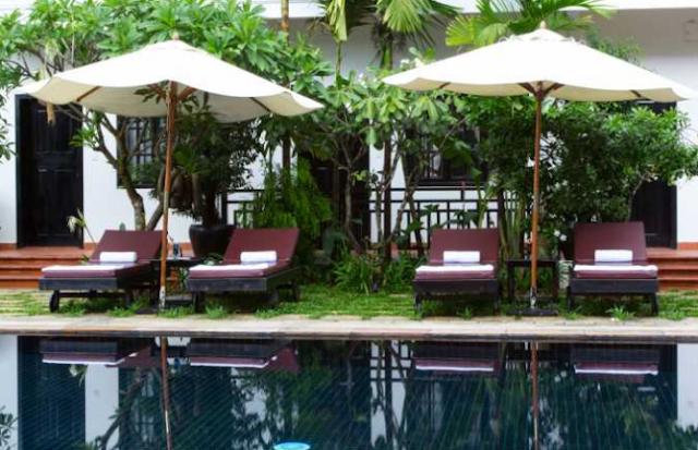 Siem Reap (Cambogia) - Dyna Boutique Hotel 4* - Hotel da Sogno