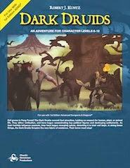 Robert J. Kuntz's Dark Druids