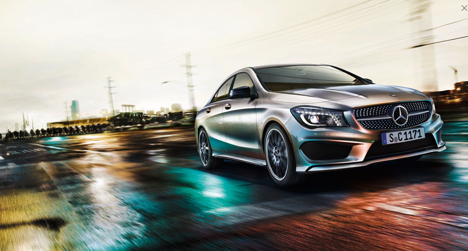 Leith inc the all new 2014 cla for Leith mercedes benz