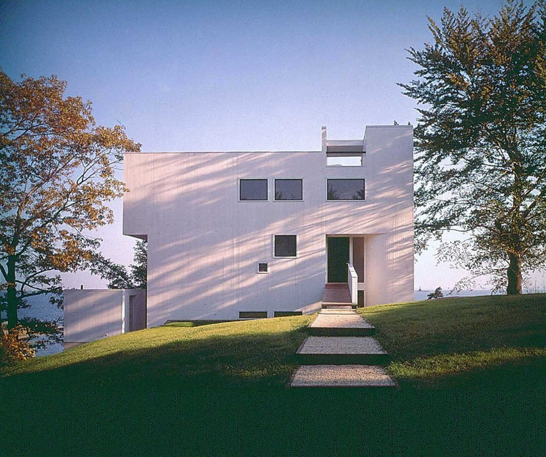 richard meier smith house darien connecticut great designs pinterest richard meier architecture and facades - Richard Meier Homes