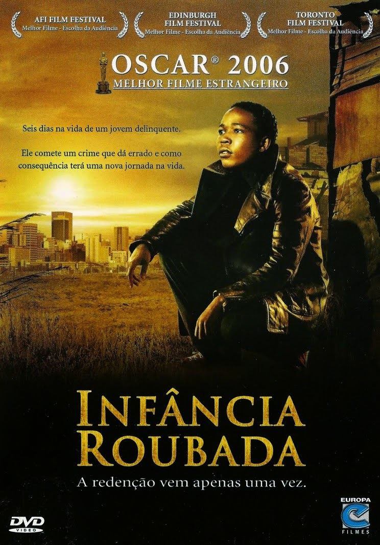 Infância Roubada – Dublado (2005)