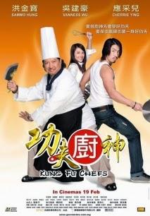 Kung Phu Vua Đầu Bếp (thuyết Minh)