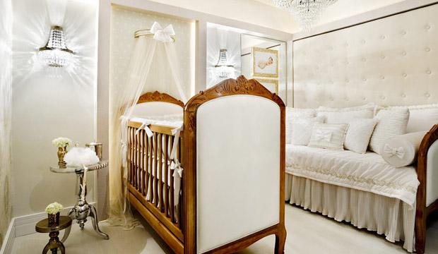 Quarto de bebê Confira lindas fotos de quartos para o seu  ~ Wallpaper Quarto De Bebe