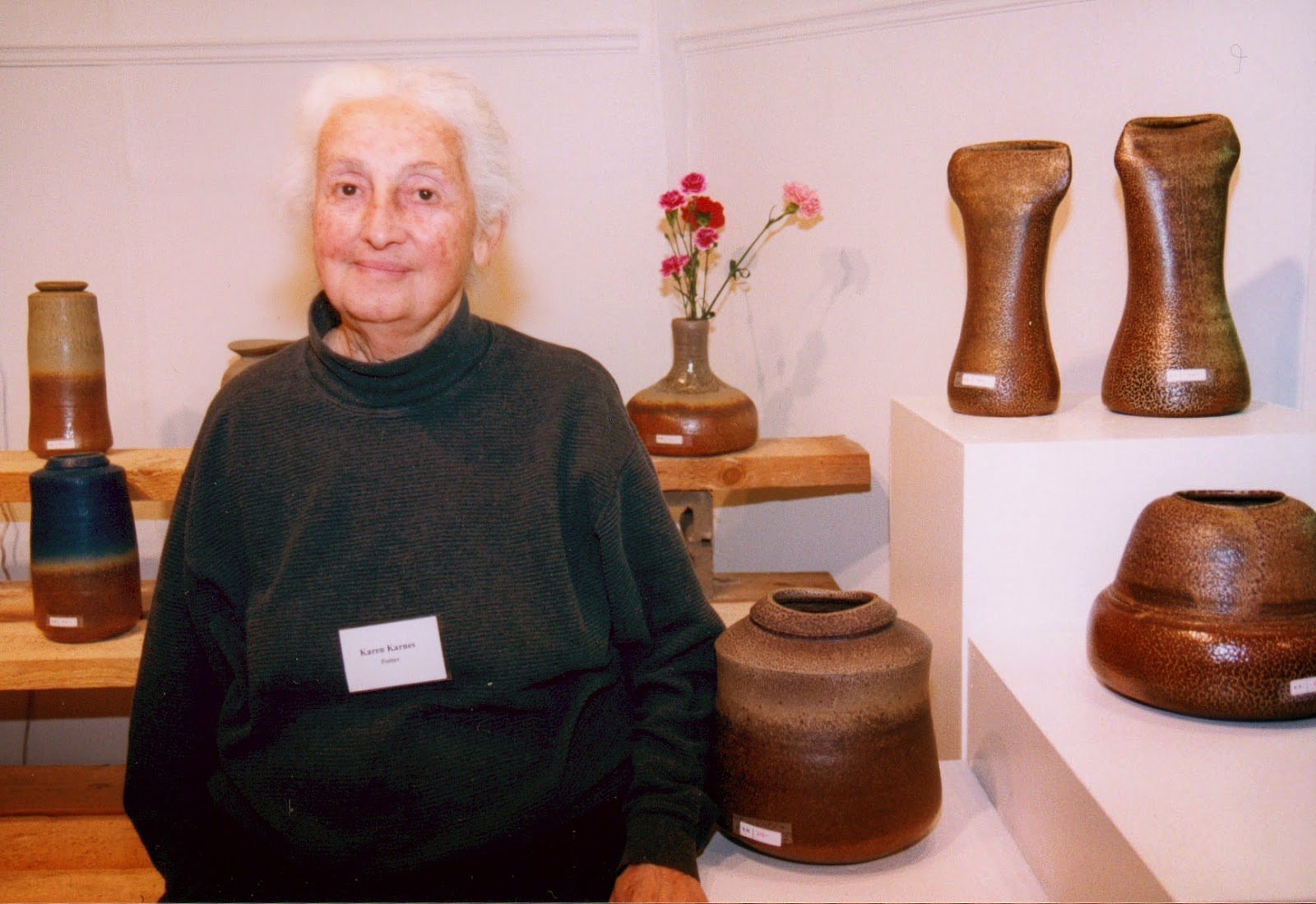 The Art School Blog 40th Annual Pottery Show Amp Sale Daze