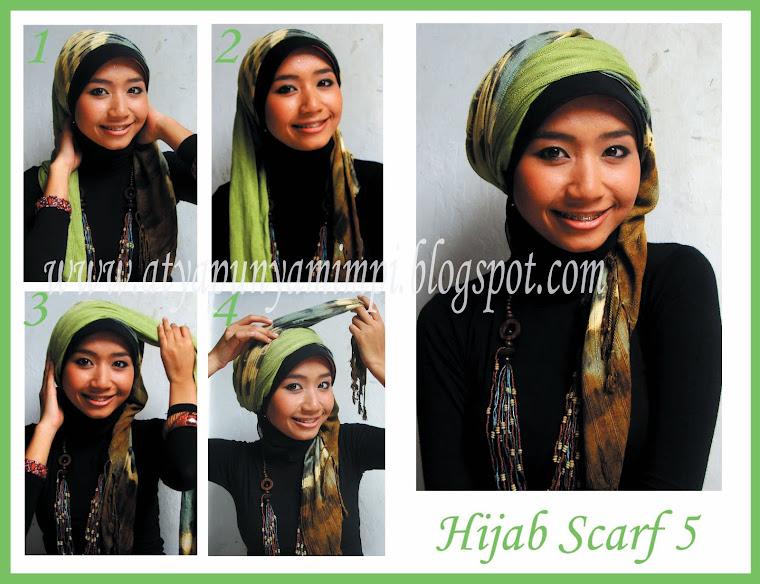 Hijab Scarf 5