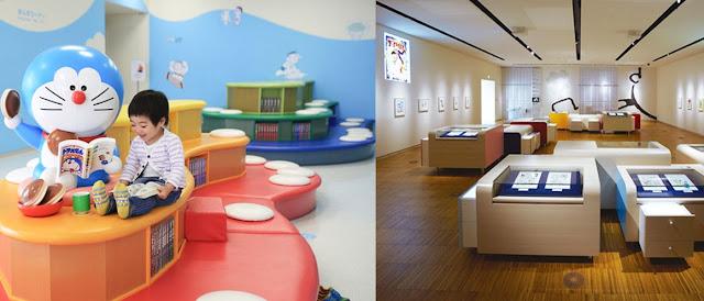Mengunjungi Museum Doraemon Di Jepang