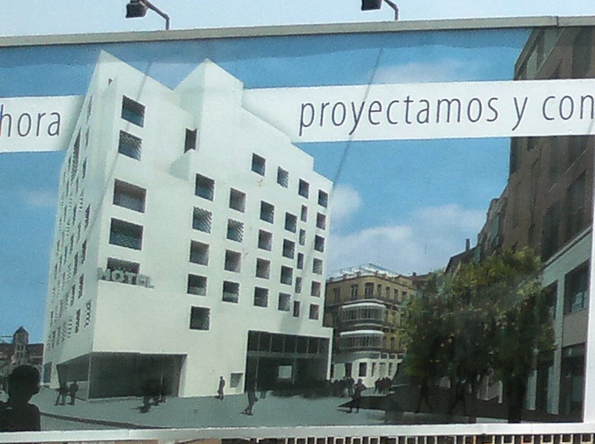 Malaga monumental moneo tiene proyectado un edificio en - Arquitectura tecnica sevilla ...