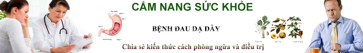 CHỮA BỆNH ĐAU DẠ DÀY VIÊM DẠ DÀY BẰNG THUỐC ĐÔNG Y