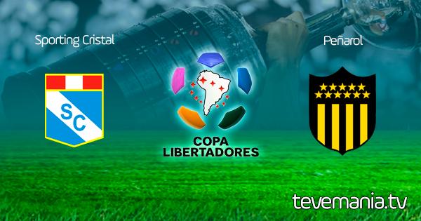 Sporting Cristal vs Peñarol - Copa Libertadores en Vivo