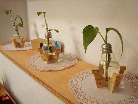 10 ideas para reutilizar las bombillas que - Bombillas de decoracion ...