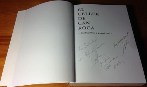 Libros de cocina y gastronom a el celler de can roca for Libro cocina al vacio joan roca pdf