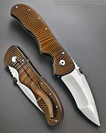personalized pocket knives Bullseye GRP