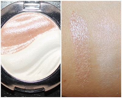 essence 3D Eyeshadow in irresistible vanilla latte