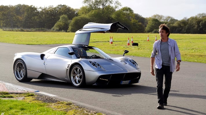 USER PAGANI HUAYRA