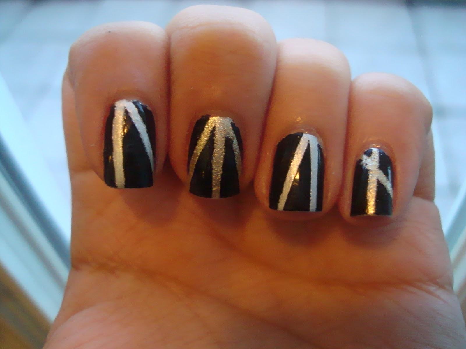 I Bleed Polish: New Year Nails!
